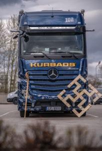 kurbads 102 car carrier