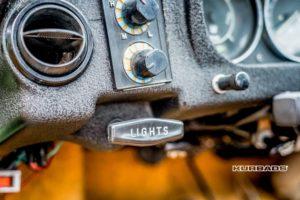 SAAB sonett lights